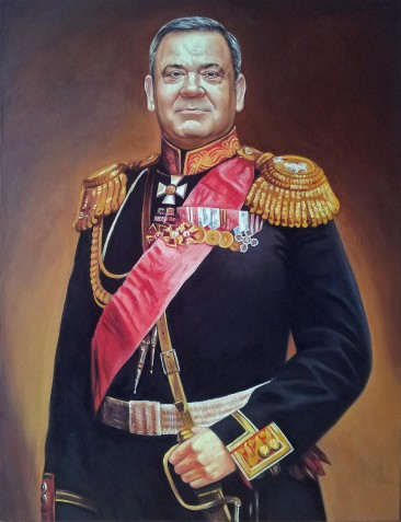 Где заказать портрет маслом в Новокузнецке?