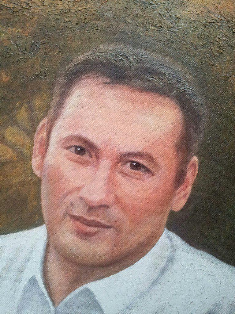 где заказать семейный портрет маслом в Новокузнецке