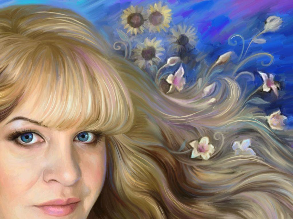 где заказать портрет на холсте в Новокузнецке