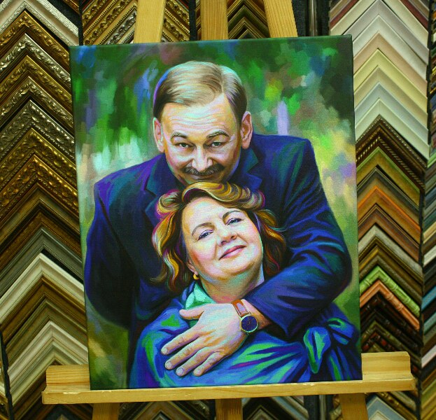 подарок родителям на годовщину