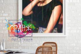 Картины на досках купить в стиле лофт Новокузнецк